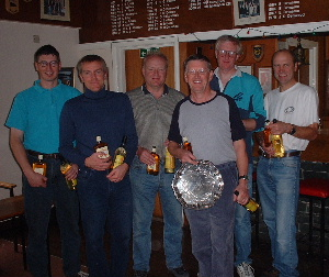 Overall winners - Two Bottles of Dog and a Currie